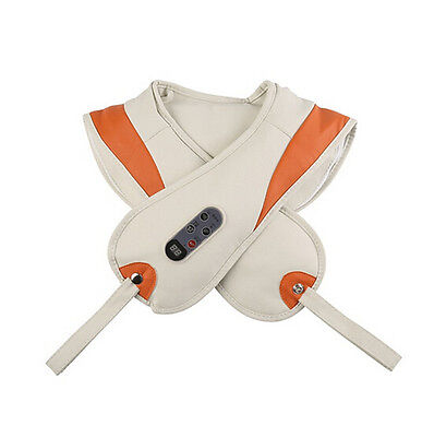 Ten Levels Neck and Shoulder Massager with Heater best quality health