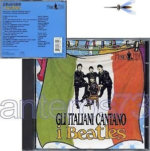 BEATLES CD: CLAUDIO VILLA GIANNI MORANDI PATTY PRAVO - Italia - L'oggetto può essere restituito - Italia