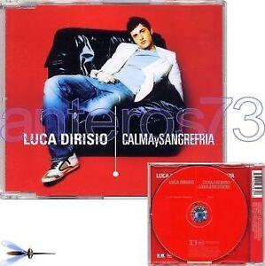 LUCA-DIRISIO-034-CALMA-Y-SANGREFRIA-034-CDsingolo-IN-SPAGNOLO