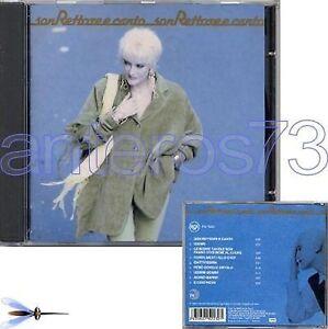 DONATELLA-RETTORE-034-SON-RETTORE-E-CANTO-034-RARO-CD-1992