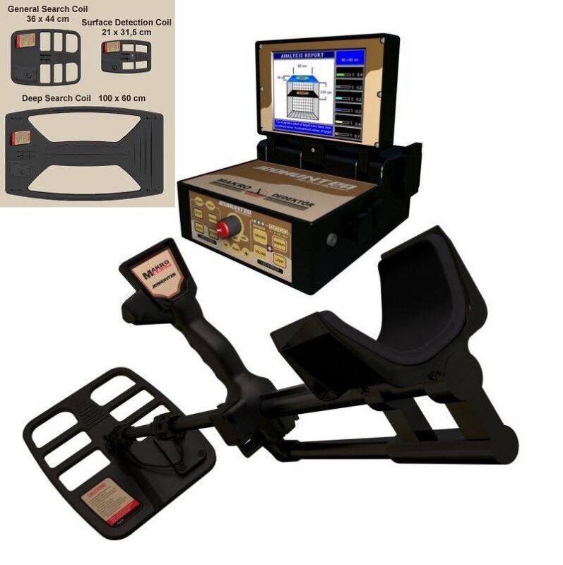 Makro Jeohunter 3d Dual Imaging System Metal Detector