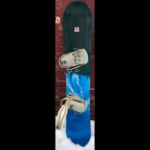 "Globe 61"" Snowboard with Kemper USA boots"