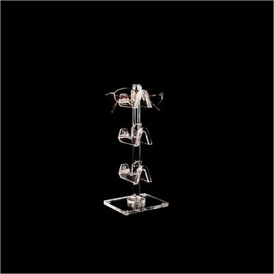 Eyewear Or Sunglass Display - Clear Acrylic Counter Top Optical Display Small