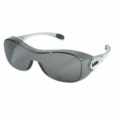 Goggles Safety Gray Glasses Anti-fog Work Lab Outdoor Eye Protection Law Otg