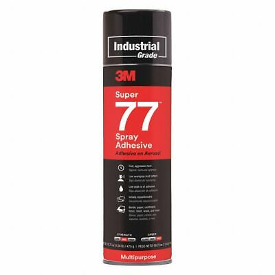 3m Super 77 Multipurpose Spray Adhesive - 16.75oz.