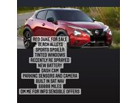 Nissan, JUKE, Hatchback, 2012, Manual, 1461 (cc), 5 doors