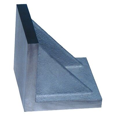6 X 6 X 6 Ground Angle Plate Webbed End 3402-1056