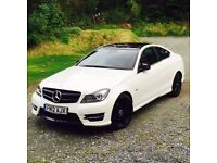 **MUST SEE!!** **Mercedes-Benz Coupe** **LOADS OF EXTRAS!!**