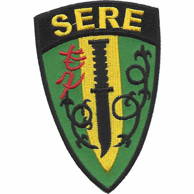 US Navy Army USAF Marines Special Operations SERE Military Patch