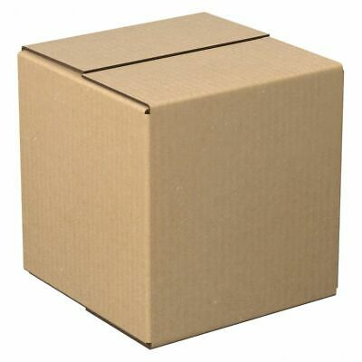 25pk Box Cartons 8x8x8 Carboard Packing Mailing Shipping Corrugated 32ect