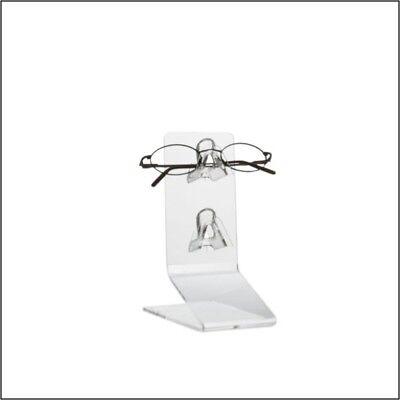 Eyewear Or Sunglass Display - Clear Acrylic Z Frame Display Riser Small