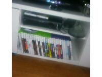 Xbox 360, kinect, 26 games, all working