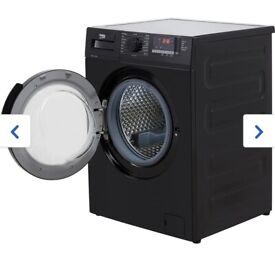 Beko washing machine black - brand new not spinning spares repairs