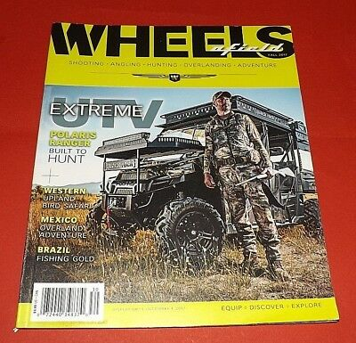WHEELS afield EXTREME UTV December 4 Fall 2017 ungelesen