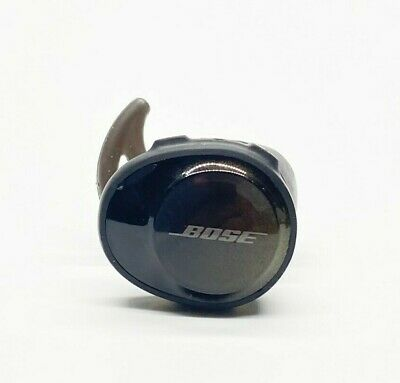 Bose Soundsport Free Wireless Replacement Black Earbud - (Right Side)