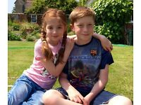 Live-in Au pair plus wanted for fun 2 children family