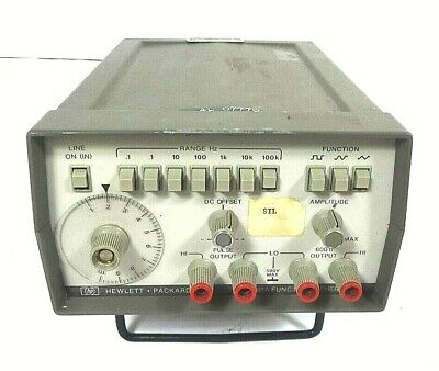 Hp 3311a Function Generator - Free Shipping