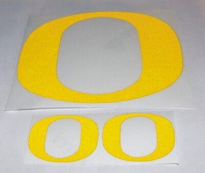 Oregon Ducks Reflective Decal - Sticker