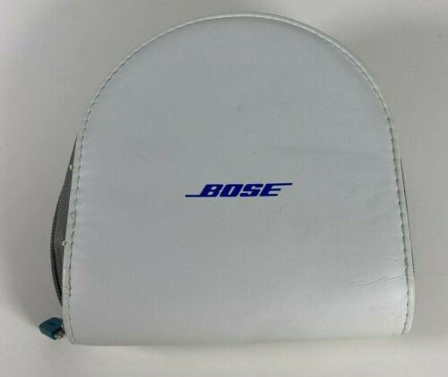 OEM Bose SoundTrue Ultra Headphone Case Only White / Blue