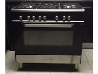 Kenwood duel fuel cooker