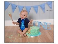 Cake Smash Photo Sessions