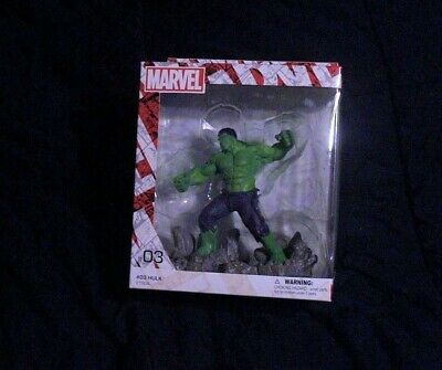 Marvel Incredible Hulk Schleich Diorama Action Figure NEW SEALED Avengers #03, used for sale  Shipping to India