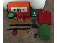 Railway Level Crossing Attendant Kit