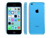 Blue iPhone 5c UNLOCKED