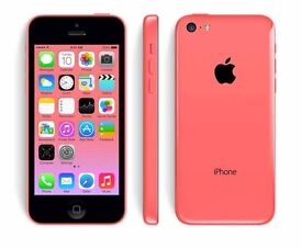 iPhone 5c pink unlocked