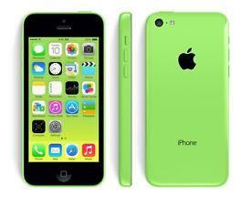 *Factory Unlocked - Very Good* Apple iPhone 5C Green 8GB 4G/LTE Retina latest iOS 10.2