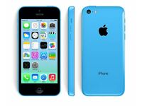Iphone 5c 8gb Blue on EE