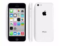 IPhone 5C White On EE