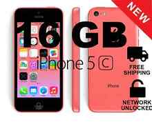 Apple iPhone 5c 16gb Pink New 4G LTE Factory Unlocked GSM Ultimo Inner Sydney Preview