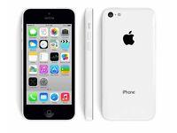 Sim Free IPhone 5C White 16GB