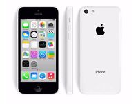 IPhone 5C White With Warranty
