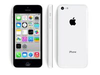 Apple iphone 5c white and Pink new