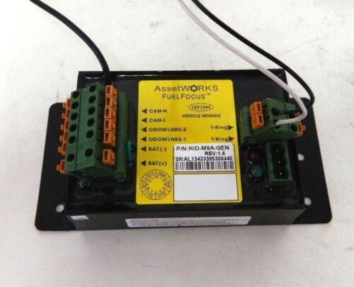 AssetWorks FuelFocus RF Vehicle ID Box RID-M9A-GEN