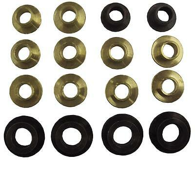 1971-1975 Pontiac Catalina, Grandville Convertible Top Frame Bushing Rebuild Kit