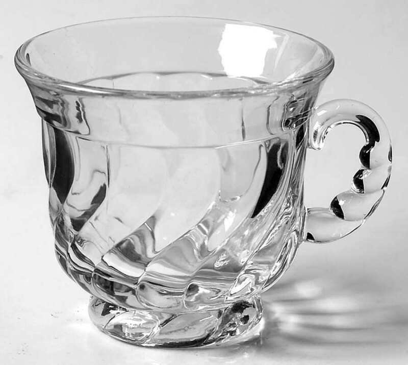Fostoria Colony Punch Cup 145701