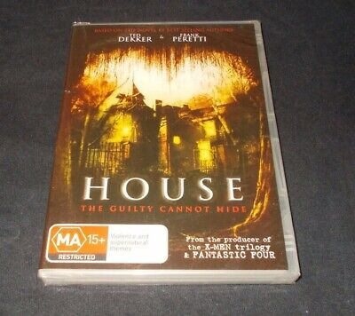 Bill Moseley Halloween (House DVD BRAND NEW & Sealed Region 4 2008 Bill Moseley Ted)