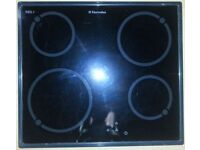Electrolux Hob EHS6610K/FS13659, 6 months warranty, delivery available in Devon/Cornwall