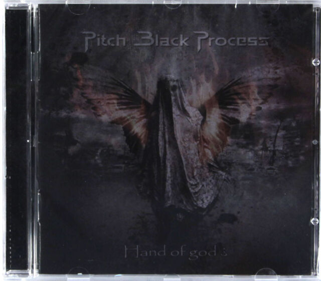 Pitch Black Process - Hand Of God? (CD) New & Sealed