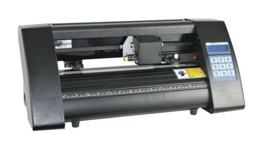 "361PE Desktop Vinyl Plotter Cutter, Optical Eye 14"" ~ Choose Software"