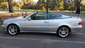 2001 Mercedes-Benz CLK320 Convertible Bullsbrook Swan Area Preview