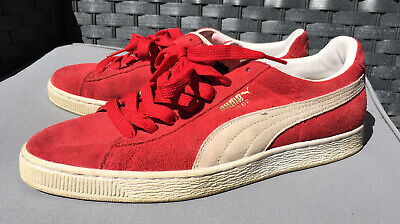 Puma Suede Uk 9.5 , Clyde States Basket 90681