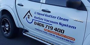 U NEED GUTTER CLEAN ,GUTTER VACUUM SYSTEM Brisbane City Brisbane North West Preview