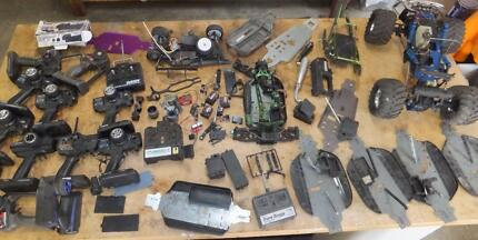 Radio Controlled RC Remote Controls and Spare Parts