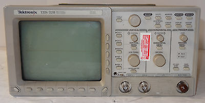 Tektronix Tds320 100mhz Digital Storage Oscilloscope