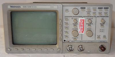 Tektronix Tds320 100mhz Digital Storage Oscilloscope