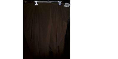 Brand New Avenue Classicfit Brown Coin Pocket Trouser Pants Sz 28 Avg Free Ship